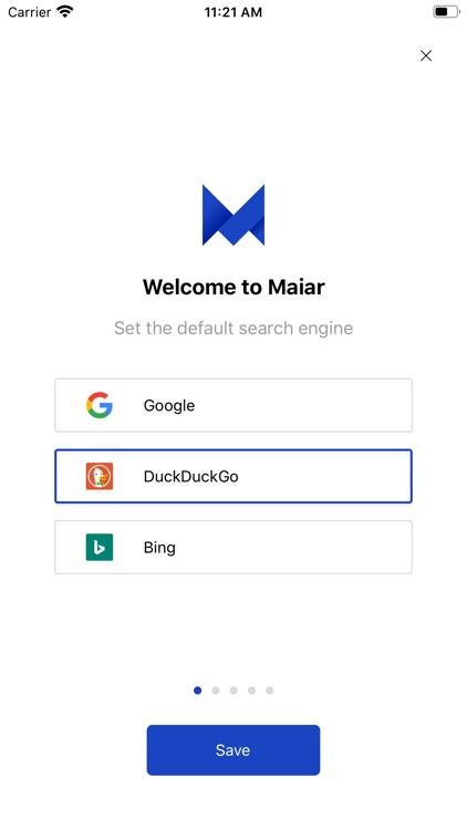 Maiar Browser screenshot-3