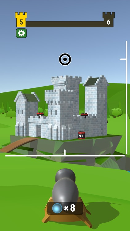 Castle Wreck screenshot-0