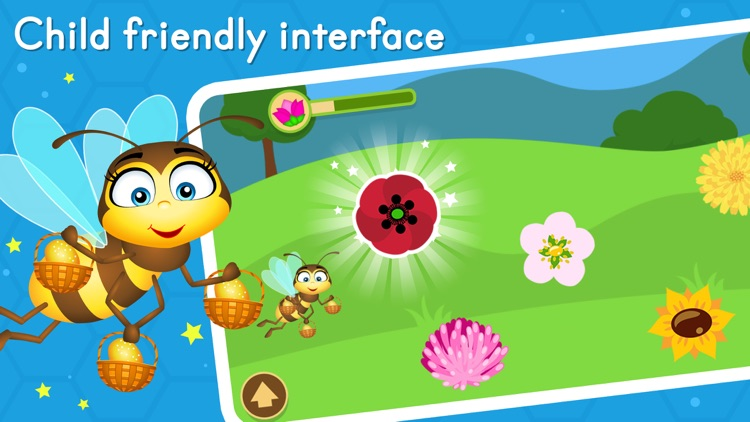 Preschool learning games - Bee screenshot-7
