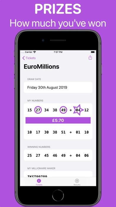 Lotto Lens screenshot four