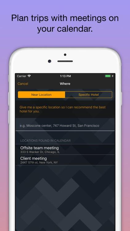 ETA Better Business Travel screenshot-0