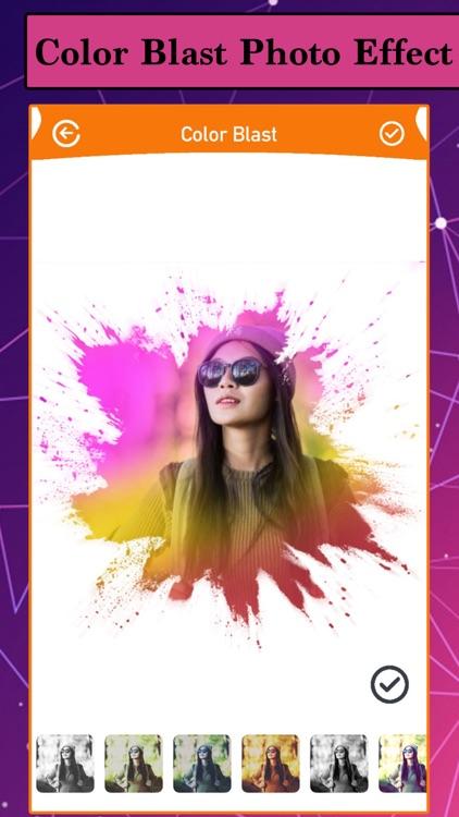 Color Blast Photo Effect screenshot-4