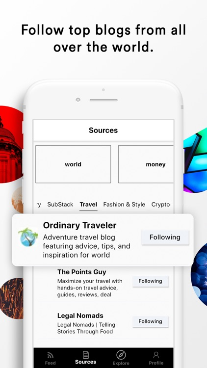 Pipfeed: Personal reading app