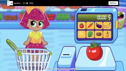 LOL Cute Doll in Supermarket screenshot 3