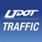 The UDOT Traffic app provides commuters and travelers with mobile access to information for Utah roadways from the Utah Department of Transportation's Intelligent Transportation System (ITS)