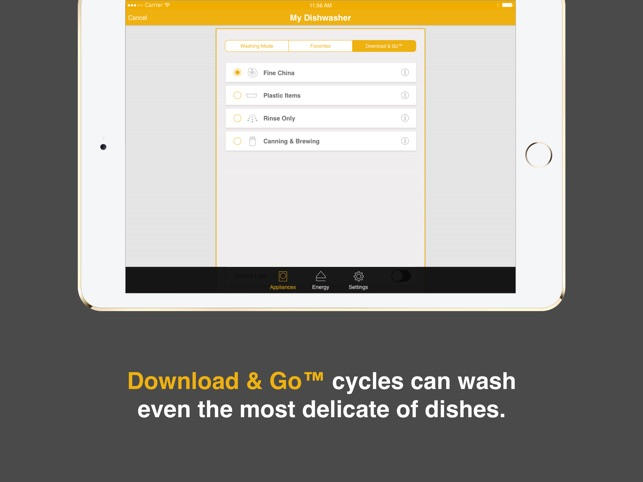 Whirlpool on the App Store