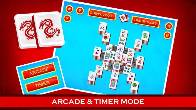 Classic Mahjong Quest 2020 screenshot-3