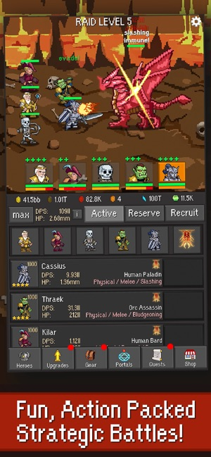 Idle Guardians: Idle RPG Games on the App Store