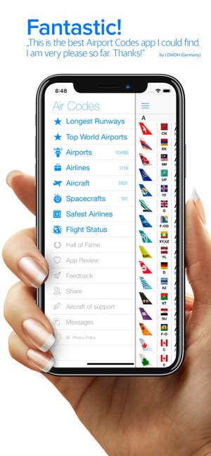 Air Codes on the App Store