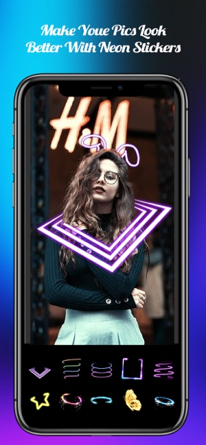 Neon – Photo Editor on the App Store