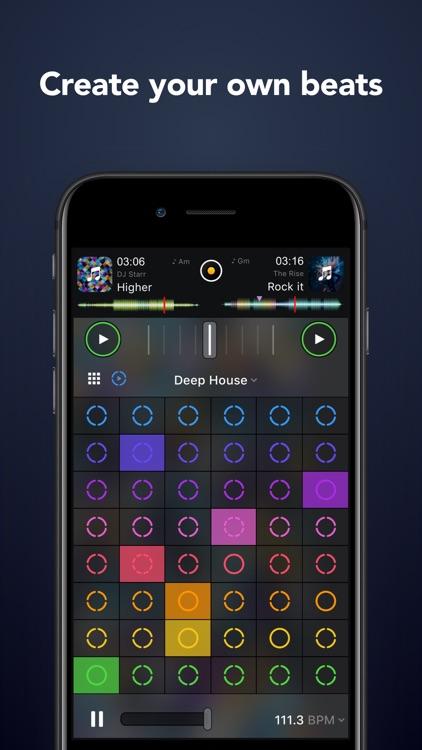 djay - DJ App & Mixer screenshot-3
