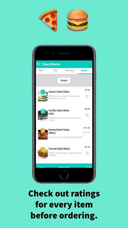 Plugd - The Foodies' App