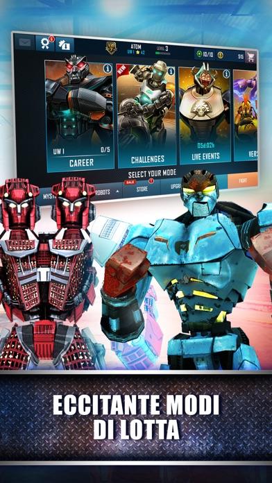 Screenshot of Real Steel World Robot Boxing8