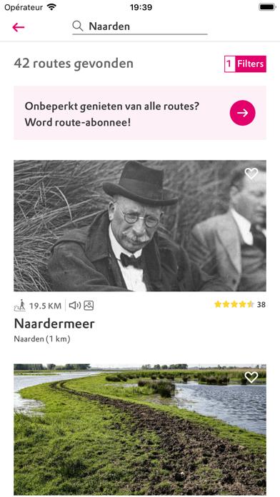 Natuurroutes Natuurmonumenten screenshot two