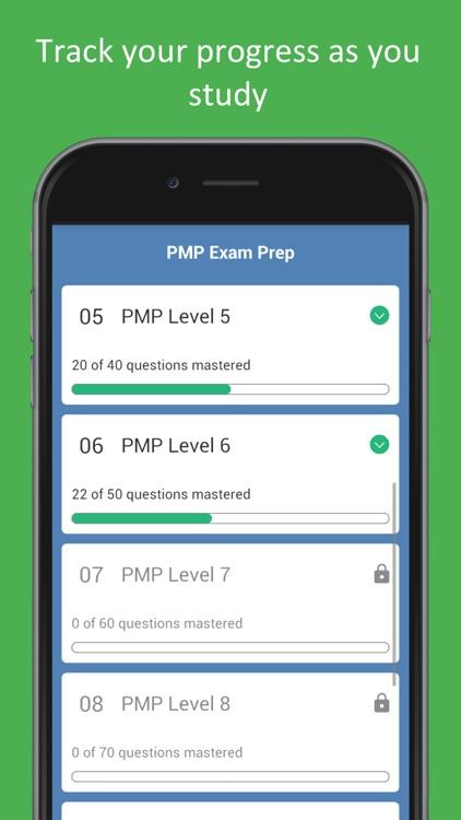 PMP® Practice Test screenshot-4
