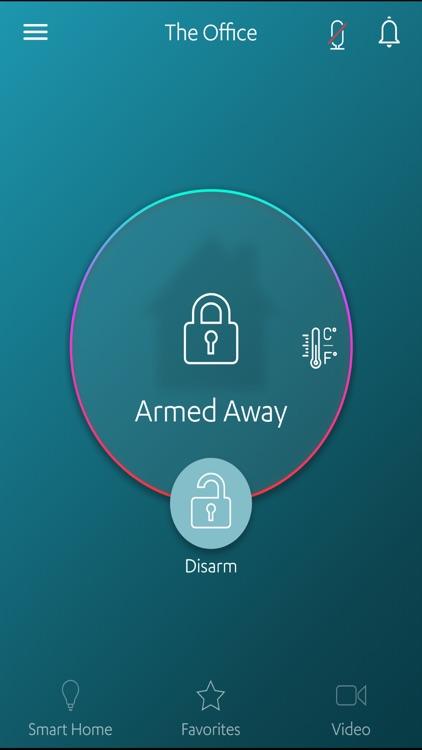 GetSafe Home Security App
