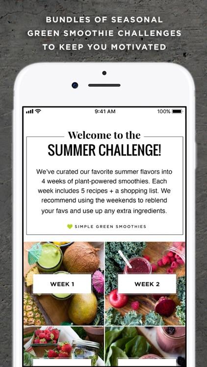 Daily Blends Recipes screenshot-4