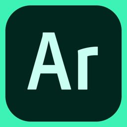 Ícone do app Adobe Aero