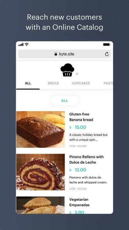 Kyte: POS, Receipt & Inventory screenshot-4
