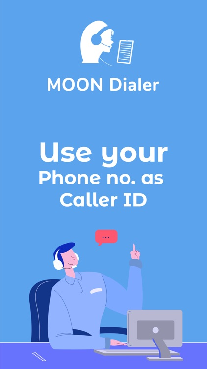 Moon Dialer Best Call Manager