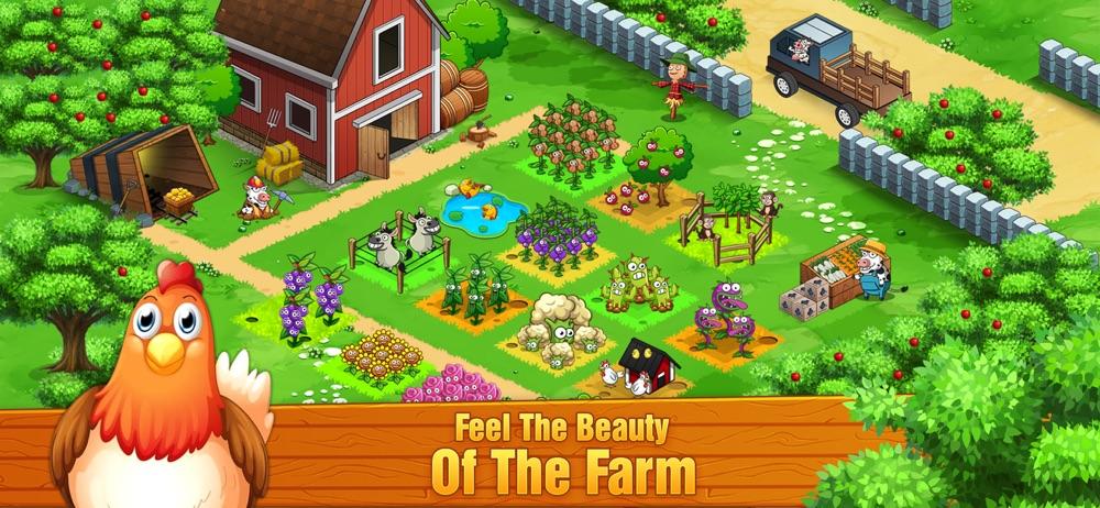 Happy Farming Cheat Codes