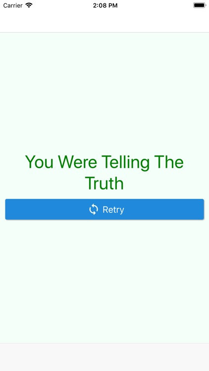 Truth and Lie Detector Test