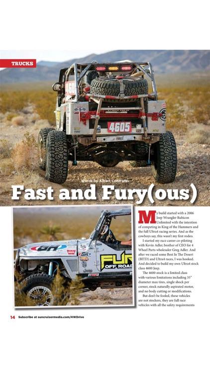 4WDrive Magazine screenshot-4