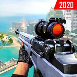 City Sniper Gun Games