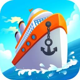 idle Ship - Merge game