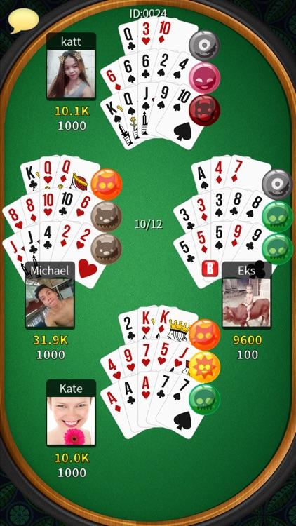 Chinese Poker (Pusoy) Online screenshot-9