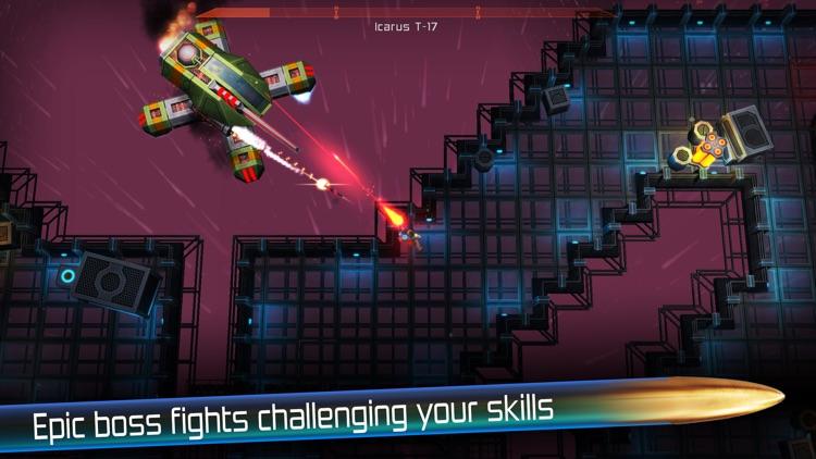 Neon Chrome screenshot-3