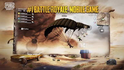 PUBG MOBILE - Mad Miramar Screenshot