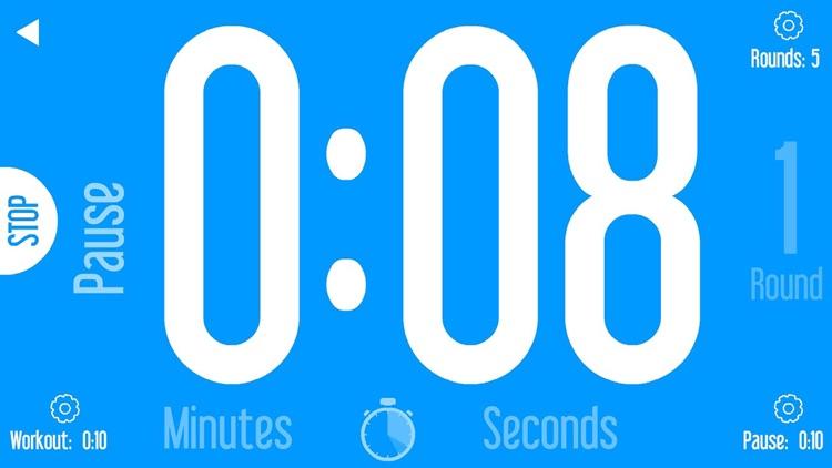 Basic Sports Timer screenshot-4
