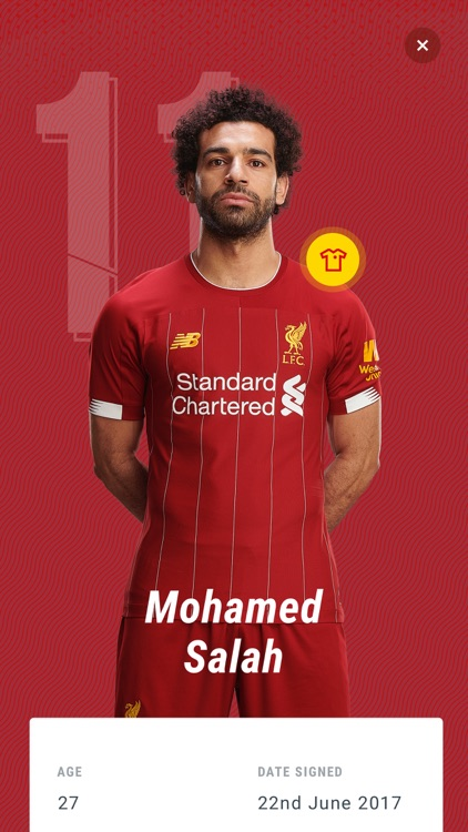 The Official Liverpool FC App screenshot-6
