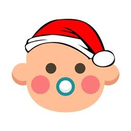baby sticker track pregnancy