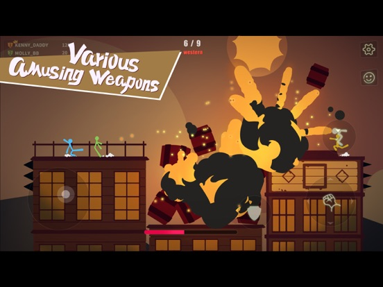 Stick Fight: The Game Mobile screenshot 11