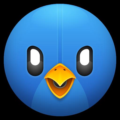 Tweetbot 3 for Twitter app logo