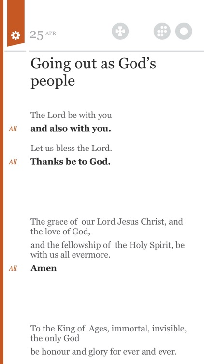 Daily Worship screenshot-6