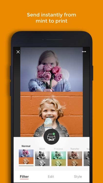 Polaroid Mint screenshot-3