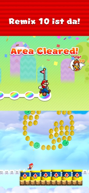 300x0w Super Mario Run für iOS ist da Apple Apple iOS Entertainment Games Software Technology