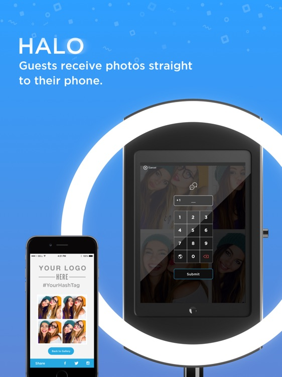 Simple Booth HALO screenshot-4