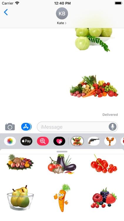 Fruits and Vegetables Bundle screenshot-3