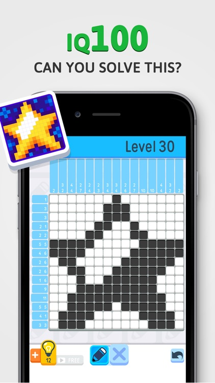 Logic Pic: Picross & Nonogram screenshot-2