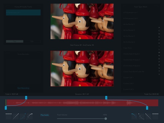 Stop Motion Screenshots