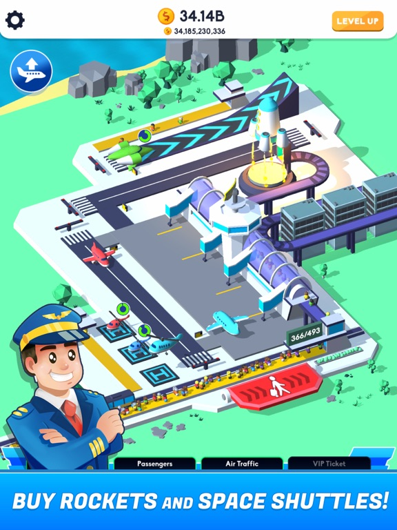 Idle Airport Tycoon screenshot 3
