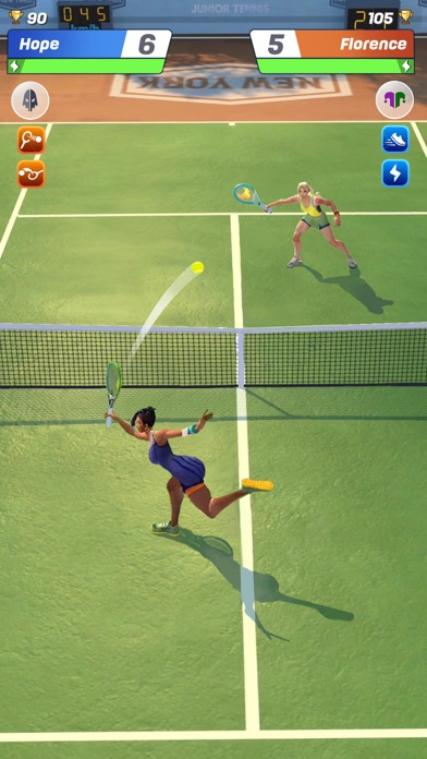 Tennis Clash:Game of Champions screenshot 3