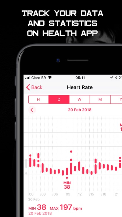 Get Fit: Workout Heart Monitor