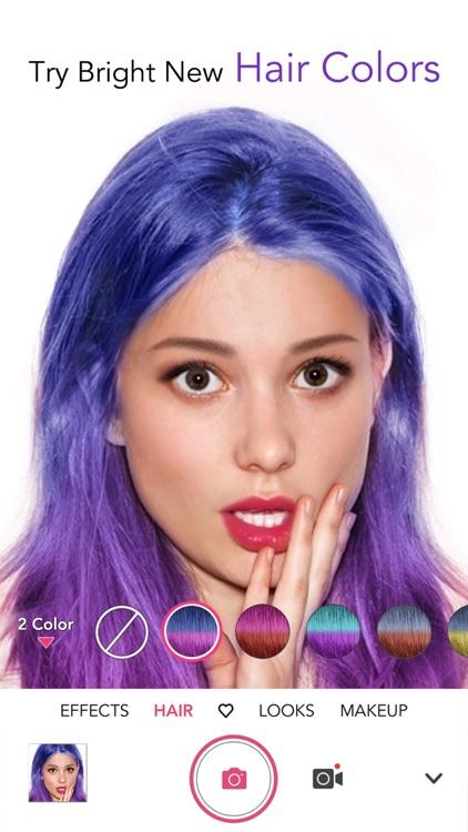 YouCam Makeup-Magic Selfie Cam screenshot-3