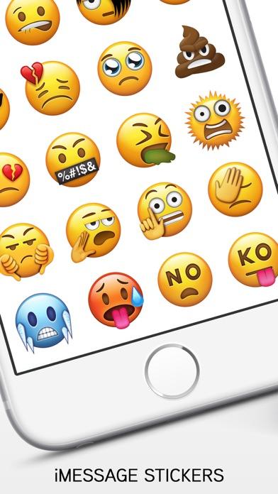 Emoji> Screenshot