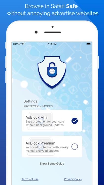 AdsBlock for Safari